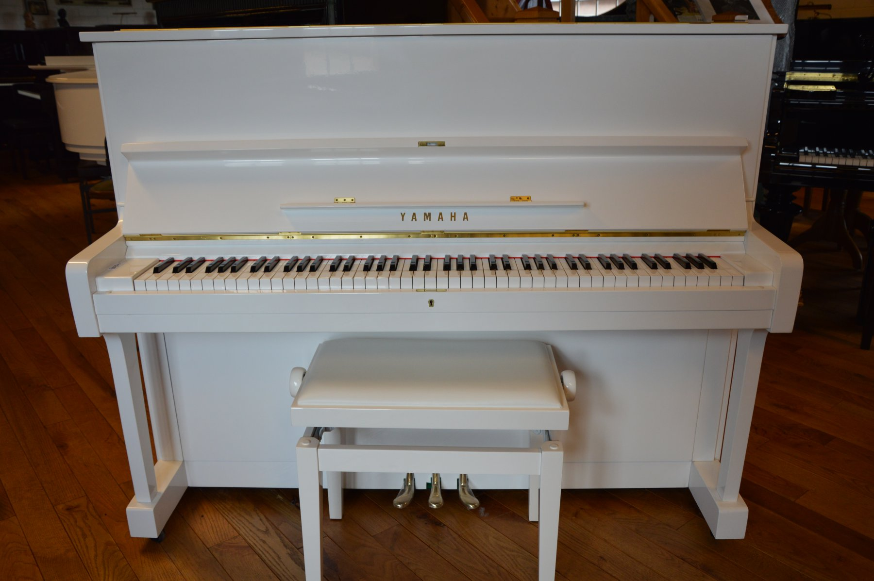 Yamaha U1 wit made in Japan