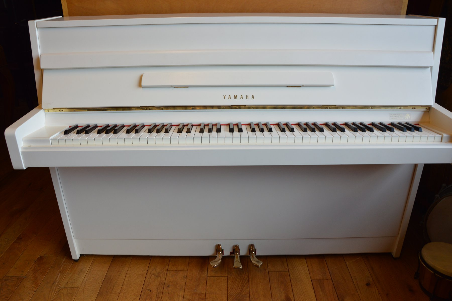 Yamaha piano wit
